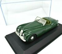 Model Car Jaguar XK120 Roadster Corgi Scale 1/43 diecast second hand vehicles