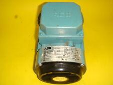 NEW, ABB, 230/460V, TEFC, TYPE MBT FRAME 71B, 3385RPM, MOTOR, NEW NO BOX