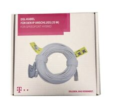 Telekom DSL Kabel / Telekom VDSL Kabel für Fritzbox Router RJ 45/TAE Kabel 20m