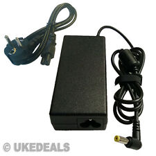 FOR ACER TRAVELMATE 8471 LAPTOP 65W AC ADAPTER CHARGER EU CHARGEURS