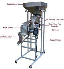 Powder filling machine weigh filler vibratory filler free flowing product filler