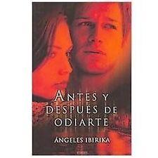 Antes y despues de odiarte (Amor y Aventura) (Spanish Edition)-ExLibrary