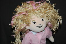 "Groovy Girls Gwen Pink Blouse Mauve Pants Boots 12""  Doll 2003  Plush Stuffed"
