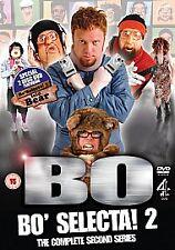 BO' SELECTA! ~ COMPLETE SEASON 2 [DVD,2003} RARE & OOP ORIGINAL RELEASE, DELETED
