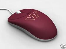 Virginia Tech University Hokies Optical Computer Mouse
