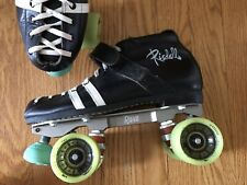 riedell roller skates size 7 Rival Plates With Carrying Strap