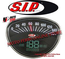 MF0316 - CONTACHILOMETRI DIGITALE SIP 2.0 FONDO NERO VESPA 125 ET3 SUPER GTR TS
