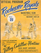 December 20 1949 Rochester Royals vs Minneapolis Lakers Mikan