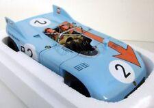 Voitures miniatures de tourisme AUTOart pour Porsche