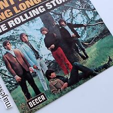 "THE ROLLING STONES PAINT IT BLACK 7"" VINYL DECCA FRANCE EX+ VERY RARE"