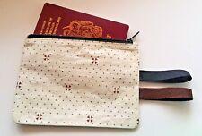 Secret Hide Away Belt Security Travel Pocket Wallet Undercover Hidden Pouch