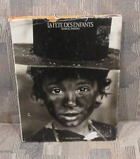 MARCEL IMSAND LA FETE DES ENFANTS (CHILDREN'S PARTRY) 1984 PRESUMED FIRST FRENCH
