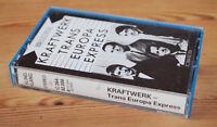 KRAFTWERK - TRANS EUROPA EXPRESS (EMI ELECTROLA 1C 264-82306) GERMAN CASSETTE
