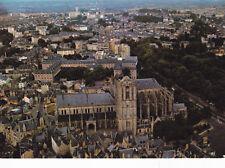St Julien Cathedral Le Mans France Postcard Unused VGC