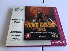 Duke Nukem 3D by GT Interactive EIDOS 5032921002608