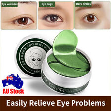 X60 Lady Green Tea Collagen Eye Mask Face Care Mask For Anti Aging Eye Bags AU