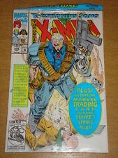 X-MEN UNCANNY #294 MARVEL COMIC X-CUTIONERS SONG PART1 NOVEMBER 1992