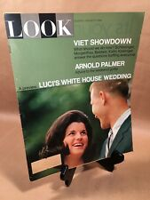Look Magazine Back Issue (PH1) August 9, 1966