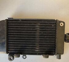 RADIATORE ACQUA DESTRO RADIATOR WATER HONDA TRANSALP XL 650