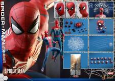 1:6 Hot Toys Marvel's Spider-Man SpiderMan Advanced Suit VGM31 Boxset Video Game