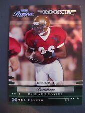 DESHAUN FOSTER 2002 PLAYOFF PRESTIGE XTRA POINTS GREEN ROOKIE CARD #19/25