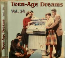 TEEN-AGE DREAMS - Volume #34 - 31 VA Tracks