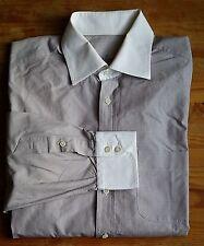 Klassische Van Laack Herrenhemden mit Kentkragen aus Baumwolle