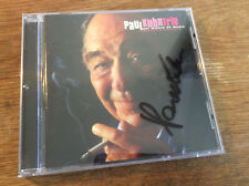 Paul Kuhn - My World Of Music [CD Album]  1999 Autogramm Signiert