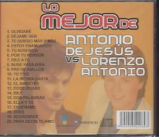 RARE cd balada 70s 80s ANTONIO DE JESUS & LORENZO ANTONIO dejame ser DOCE ROSAS
