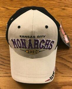 Kansas City Monarchs Negro Leagues Baseball Hat Cap NWT New