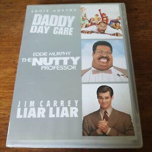 Daddy Day Care The Nutty Professor Liar Liar DVD R4 Like New! FREE POST