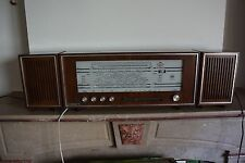 Exceptionnelle ancienne radio old radio SBR R26 PURE VINTAGE