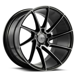 """19"""" SAVINI BM15 TINTED DIRECTIONAL CONCAVE WHEELS RIMS FITS TOYOTA CAMRY"""