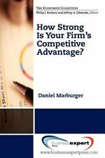 How Strong Is Your Firm's Competitive Advantage? (Economics)