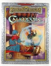 Calimport (Advanced Dungeons & Dragons: Forgotten Realms) Schend, Steven E. AD&D