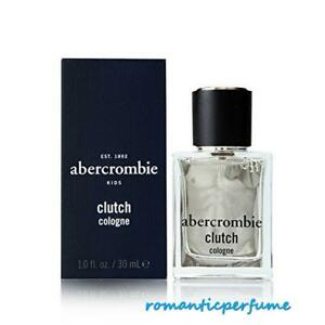CLUTCH COLOGNE By Abercrombie & Fitch 1.0 oz Cologne Spray Men NEW SEALED RARE