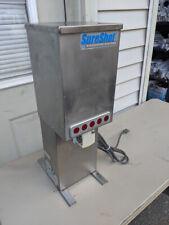 Sureshot AC6-E5 Commercial Sugar Sweetener Dispenser for Coffee Shop