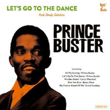 Prince Buster Let's Go To The Dance Rocksteady Selection  COMPACT DISC