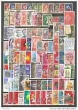 CHUT7 - SVIZZERA - Lotto francobolli usati - (o)