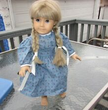 American Girl Kirsten Doll Early Retired Pleasant Company With Artist Mark