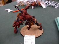 Chaos Space Marines & similar Games Workshop Forge World Warhammer 40k A21