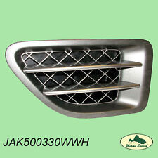 LAND ROVER FRONT FENDER SIDE GRILL GRILLE VENT LH RR SPORT SC 06-09 JAK500330WWH