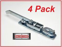 Heavy Duty Weld On Over Centre Fastener (4 Pack) - Camper Trailer Ute Tray 4WD