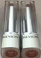 (2) Revlon Ultra HD Lipstick, 885 hd Camilia