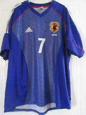 Japón Nakata Home Wc 2002 7 Camiseta De Fútbol Talla XL/43967