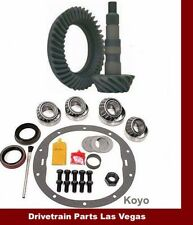 "Motive Blue GM 8.5- 8.6"" 4.10 Ring & Pinion Gear Set Master Install Kit 09-14"