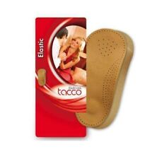 Tacco Footcare Support Elastic Insole Women 7