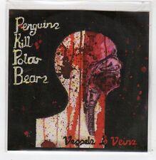 (FF627) Penguins Kill Polar Bears, Vessels & Veins EP - 2011 DJ CD