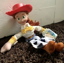 TOY STORY 2 JESSIE STAR BEAN 1999 DISNEY PIXAR MATTEL NEW w/TAGS