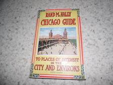 1926.Chicago guide.Rand McNally